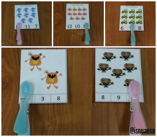 Belajar Berhitung Untuk Anak 3 tahun