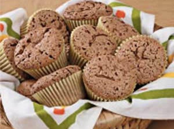 Chocolate-coconut Angel Cupcakes Recipe