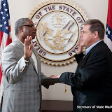 7-22-16 Oath of Office Tom Masseau Ar State Rehab Council