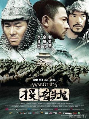 Phim Thống Lĩnh - The Warlords (2007)