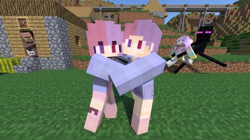 Another OC ;3 (boy ver in desc) Minecraft Skin