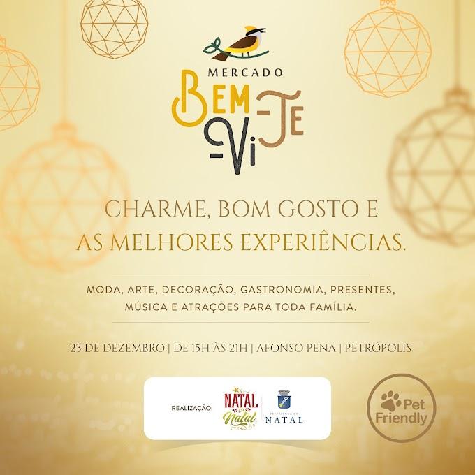 """Domingo tem lançamento do """"Mercado Bem-te-vi"""" na Afonso Pena"""