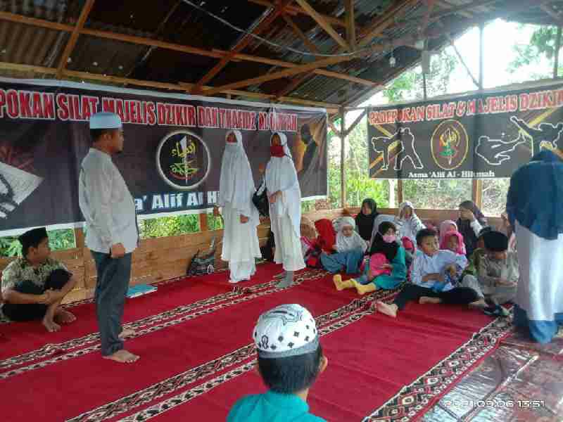 Rumah Tahfidz Asma' Alif Al Hikmah