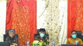 Pemko Padang Sosialisasikan Cara Pemotongan dan Pemilihan Daging Hewan Kurban.