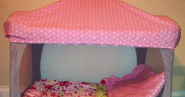 how to make a pack n play into a toddler bed 3