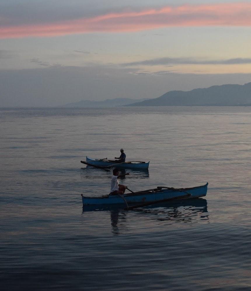 beautiful Philippines sunset!!!