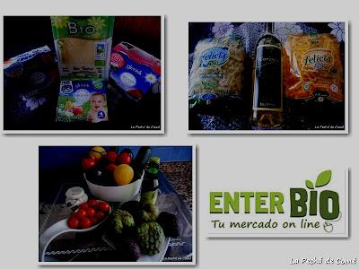 Productos ecológicos | EnterBio: Supermercado ecológico a domicilio
