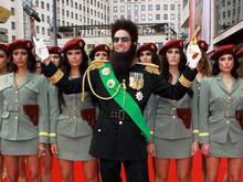 Photo: First Night: The Dictator, Royal Festival Hall, London  Baron Cohen's back, with jokes to make Colonel Gaddafi wince.  Read the full story at http://ind.pn/J2iue8 Picture credit: Getty Images