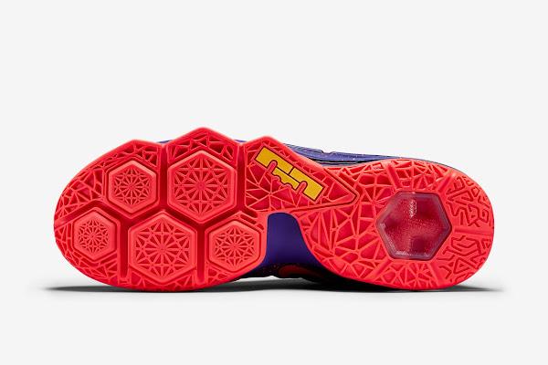 Nike LeBron 12 Low Court Purple Drops Next Month