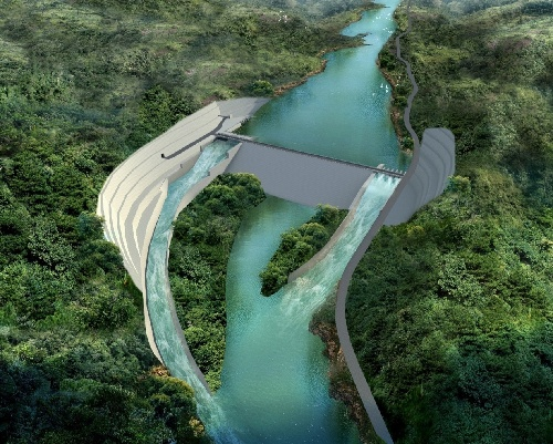 Suki Kinari Hydro Power Project Features And Benefits
