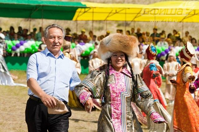 хакасия население