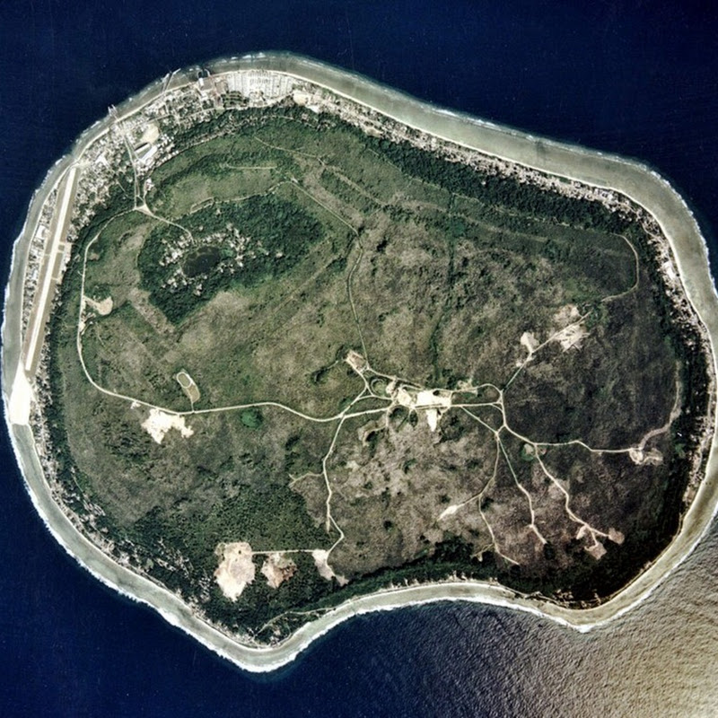 Nauru: An Island Country Destroyed by Phosphate Mining