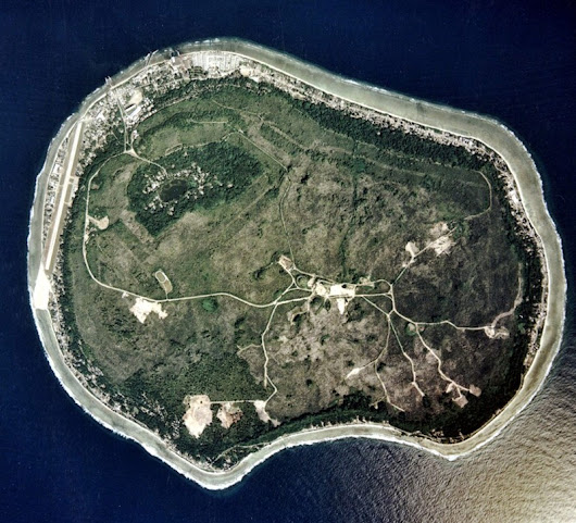 Nauru: An Island Country Destroyed by Phosphate Mining | Amusing Planet