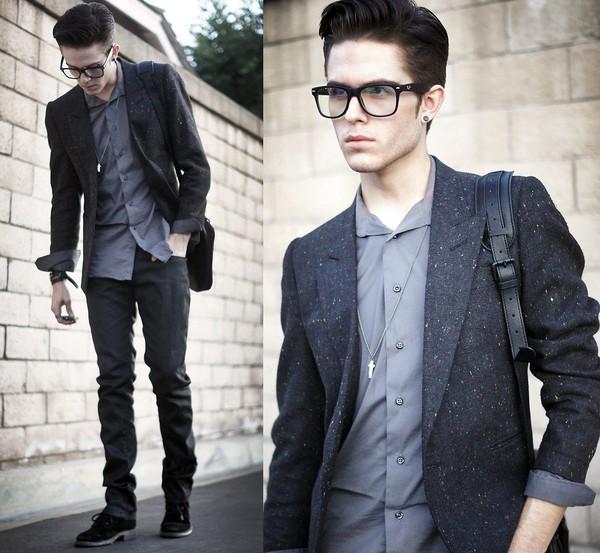 Chon ao vest nam dep de mac cung quan jeans  5