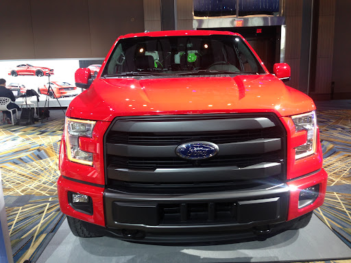 Ford Events at the 2014 NAIAS - 8