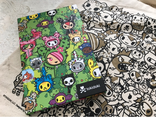 tokidoki-cactus-journal