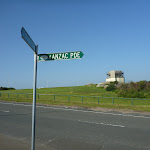 Intersection near Barracks Tower in La Perouse (308498)
