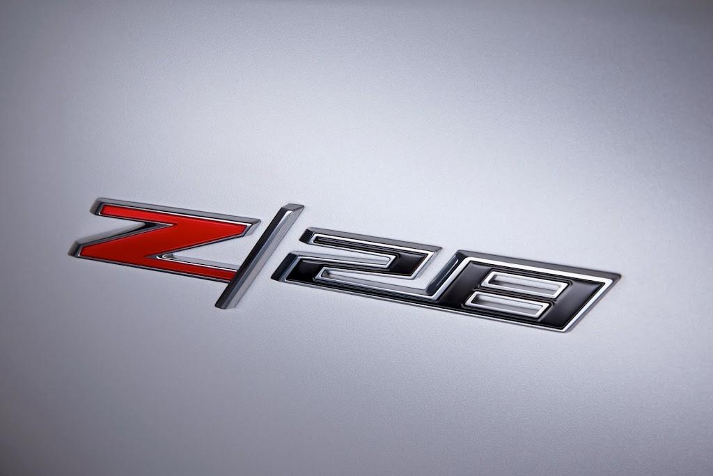 2014 Chevrolet Camaro Z28 009
