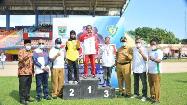 POPDA Jadi Saringan Bagi Atlet Masa Depan Sumbar.