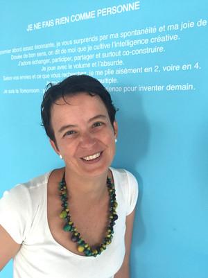 Audrey Guizol-  Séménia - Innovation managériale - Graphisme - Directrice Artistique RSE