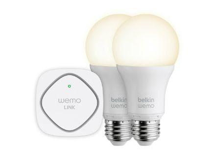 Lâmpadas de LED recarregáveis e inteligentes