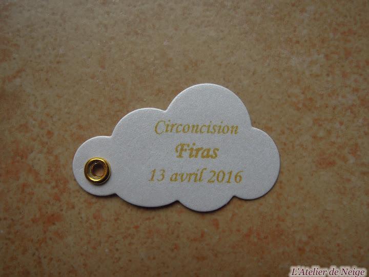 219 - Etiquettes Circoncision  Firas 13 avril 2016