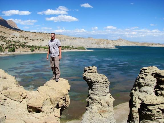 Millsite Reservoir