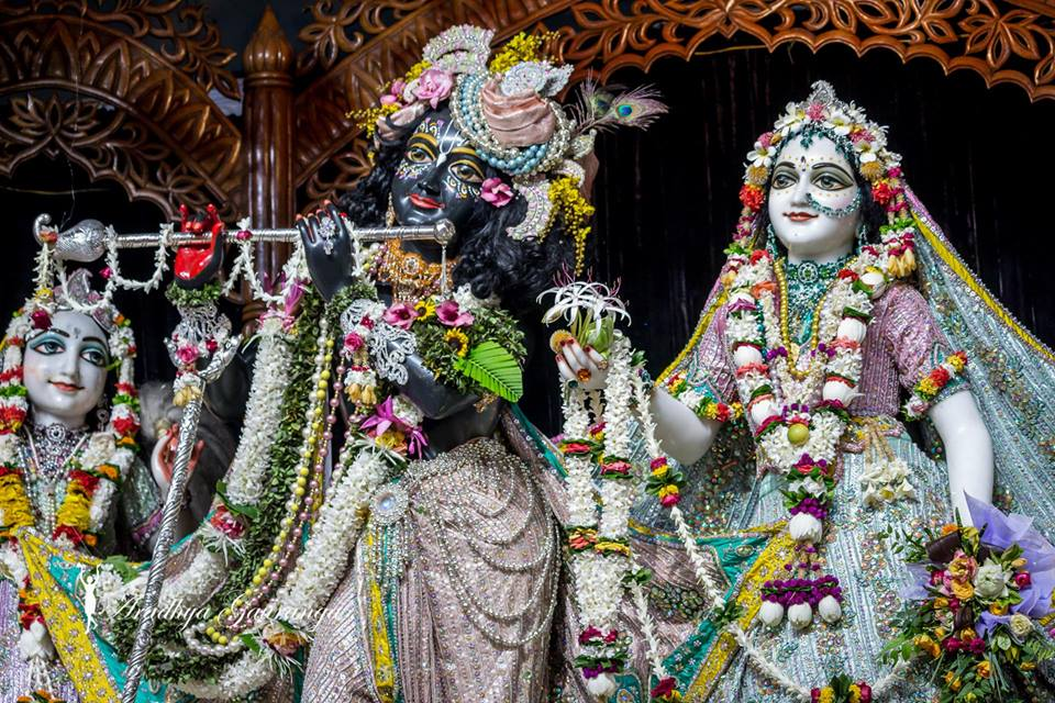 ISKCON Mayapur  Deity Darshan 22 July 2016 (19)