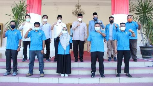 Gubernur Dorong KNPI Cinptakan Tokoh Nasional dari Sumbar