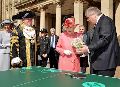 """""""Queen Elizabeth II"""""""