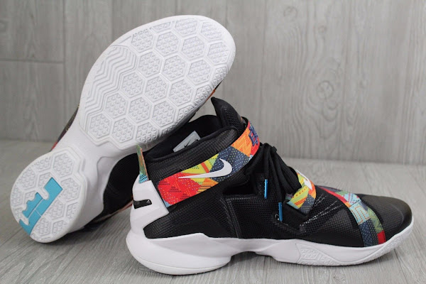 Nike LeBron Soldier 9 BHM That I Never Knew Dropped