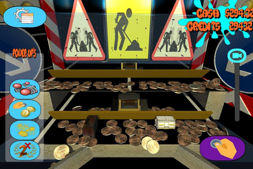 Penny Arcade Coin Dozer cash  screenshots 24
