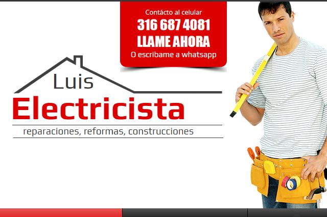 Luis Electricista es Partner de la Alianza Tarjeta al 10% Efectiva