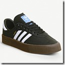 Adidas Samba Rose Leather Trainers