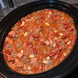 Sweet & Spicy 2-Meat Chili.