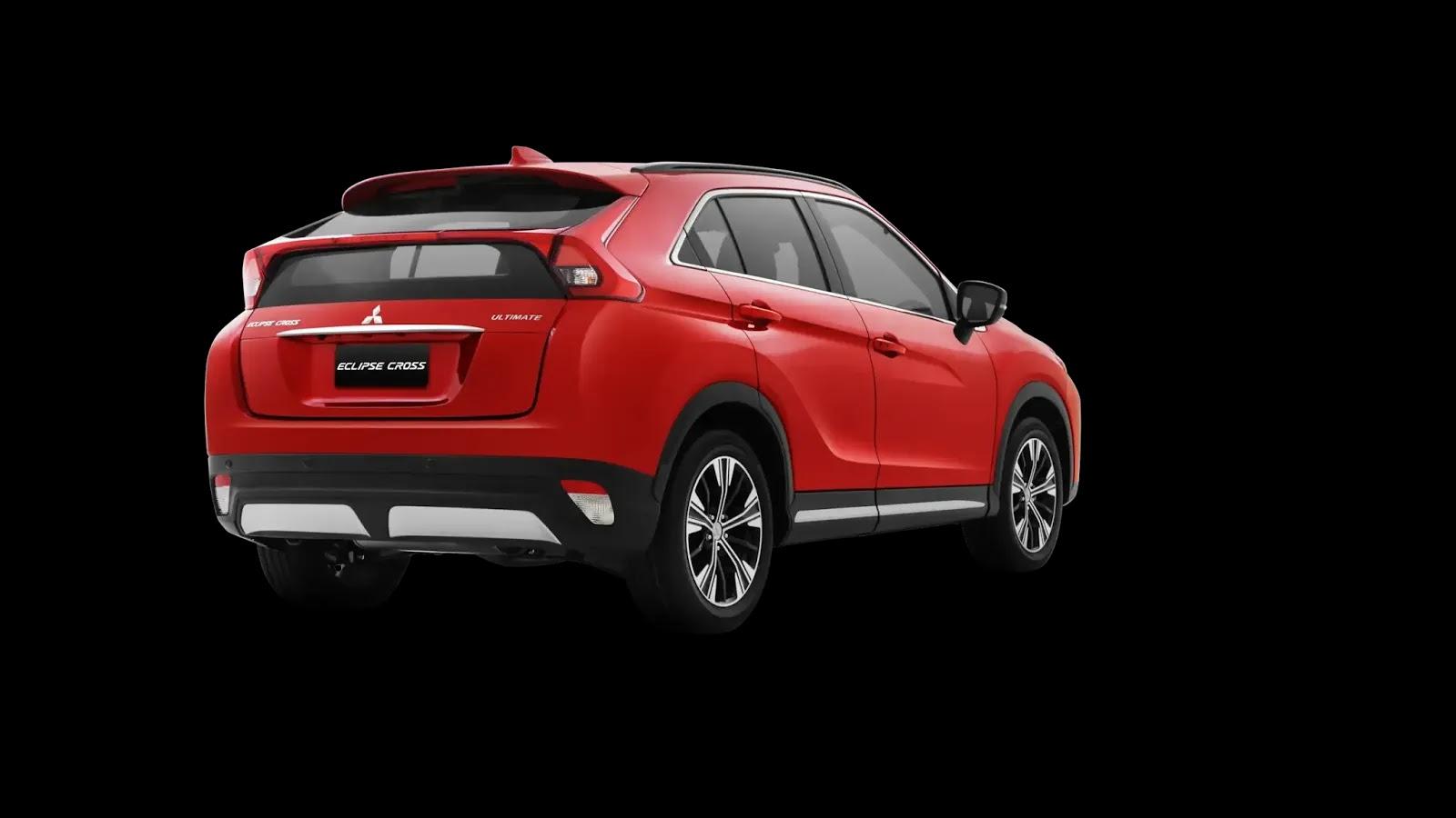 Mitsubishi Eclipse Cross Pekanbaru
