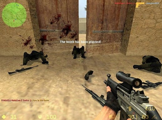 Counter Strike 1.8 PC Games Download Full Free