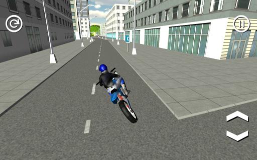Motocross Street Drift