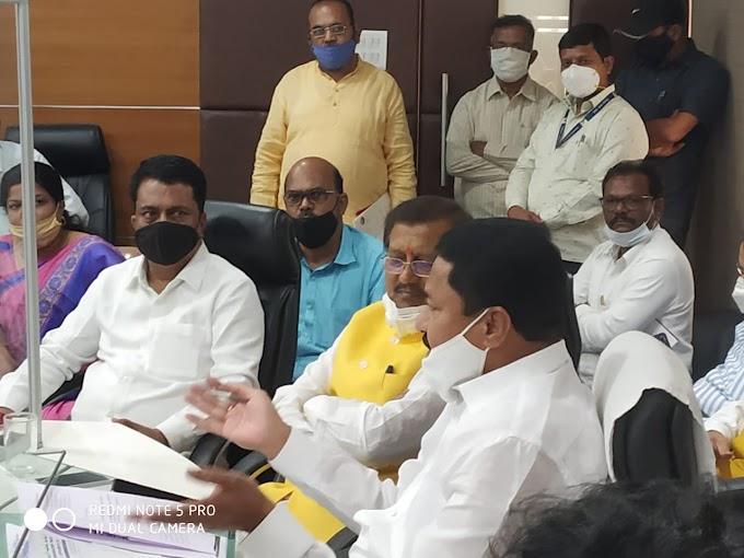 प्रजा लोकशाही परिषद, महाराष्ट्र राज्य च्या वतीने आज बलुतेदार, भटके विमुक्त व मुस्लिम ओबीसीची बैठक