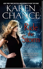 Ride the Storm  (Cassandra Palmer #8) by Karen Chance