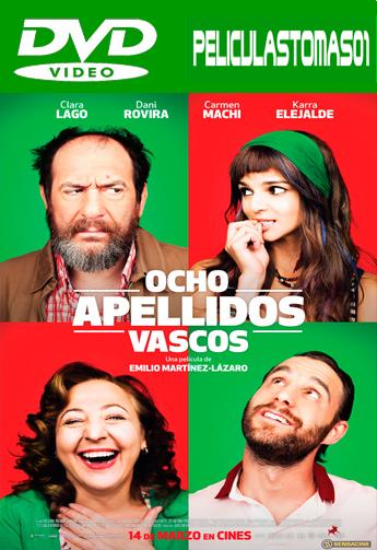 Ocho apellidos vascos (2014) DVDRip