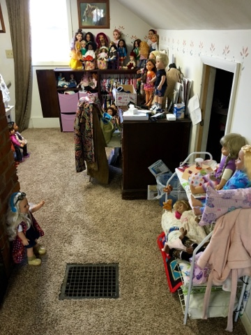 Naturally The Doll House Room I Have Set Up Changes As Want To Do Diffe Photos But This Will Give You An Idea