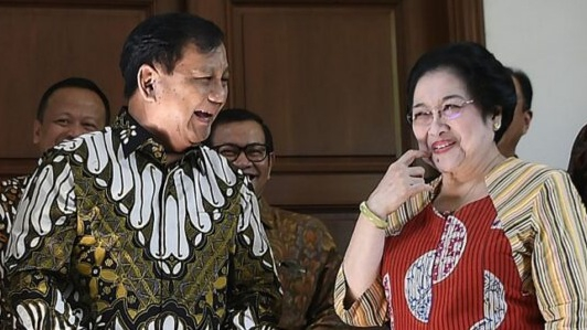 Prabowo Larang Kader Gerindra Serang Megawati, Ini Alasannya