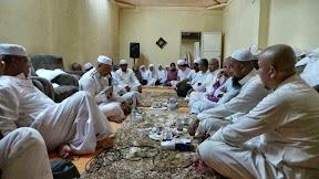 Ustaz Azhar Menerima Jemputan Memberi Tazkirah Di Mina