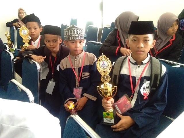 MHQ 2019, Siswa SMP Muhammadiyah Wakili Sulbar Ditingkat Nasional