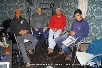 Programa Ricardo Fernandes Conde entrevista... n�o perca pela R�dio Fronteira Online.