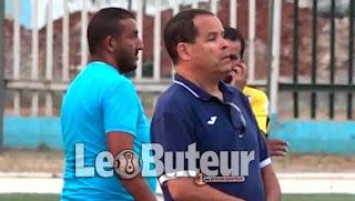 USMH : Charef en colère  contre Coumbassa