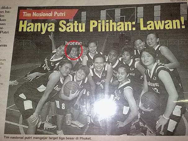 Bokap ane pelatih timnas (UPDATE HT 09/12/2012 & Ivonne The Second Coming Finale)