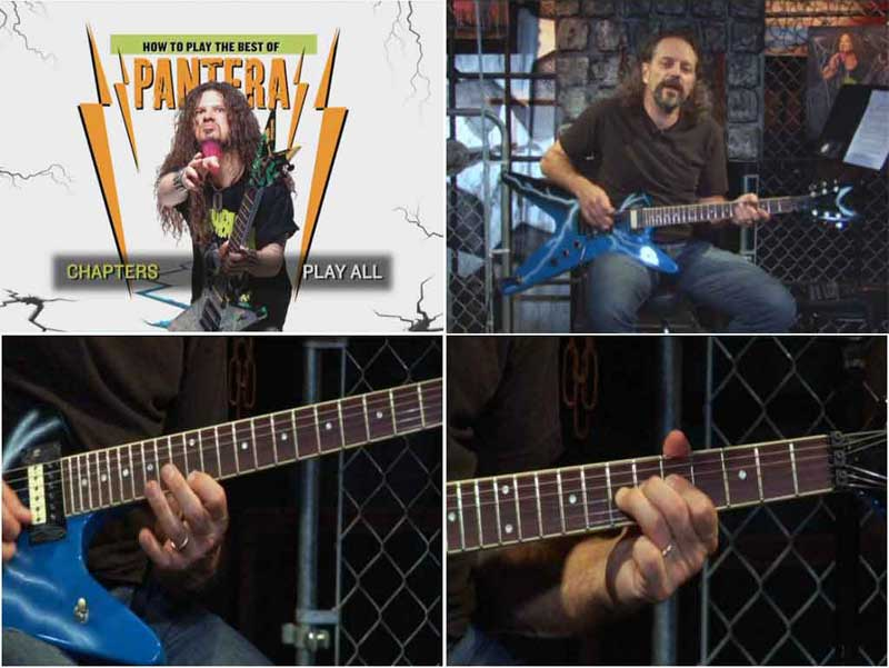 Guitar World - How To Play The Best Of Pantera