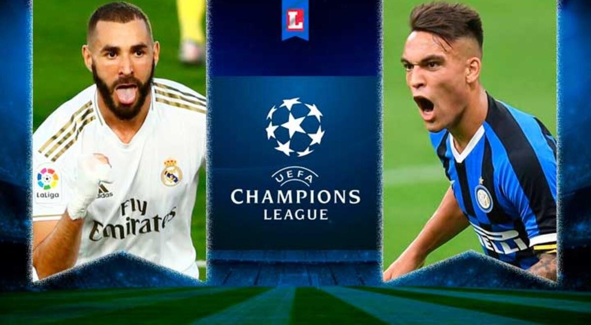 Real Madrid vs Inter Milan LIVE